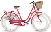 Classico II red glossy